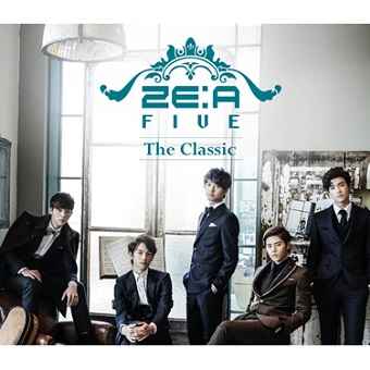 ニューシングル「The Classic」Type A/ZE:A FIVE