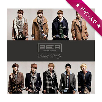 ZE:A FIVE「The Classic」B